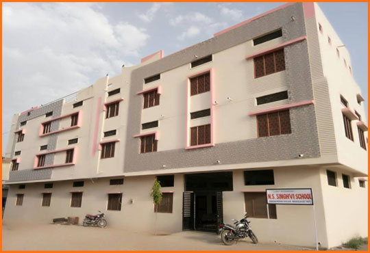 NS Singhvi School